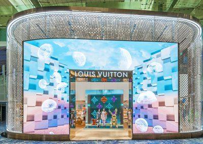 Changi Airport Terminal 3 – Louis Vuitton