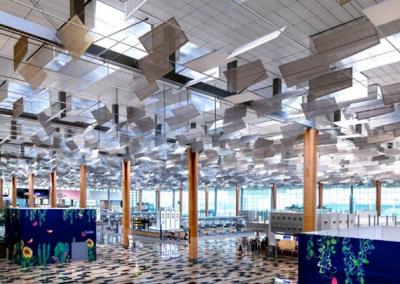 Changi Airport Terminal 3 Fire Alarm System
