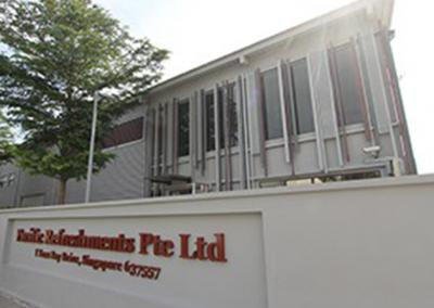 Pacific Refreshments Pte Ltd