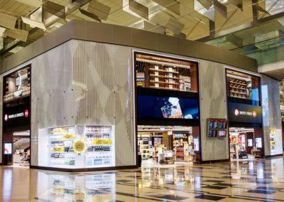 Changi Airport Terminal 3 – DFS