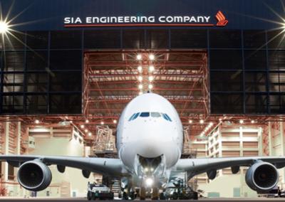 SIA Engineering Company – Hangar 5